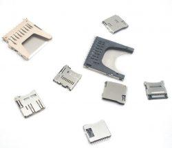 Держатели SIM карт и карт памяти